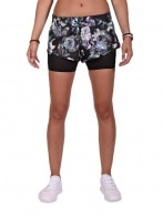 Adidas Performance RUNNING - ADIDAS PERFORMANCE RUN 2IN1 SHORT
