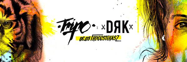 DRK x Tripo kollekció bemutató