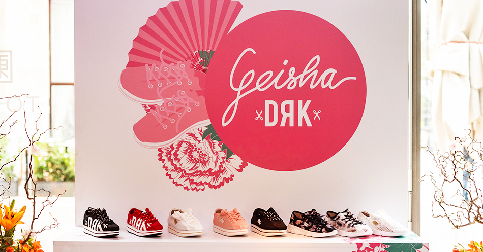 Geisha Brunch