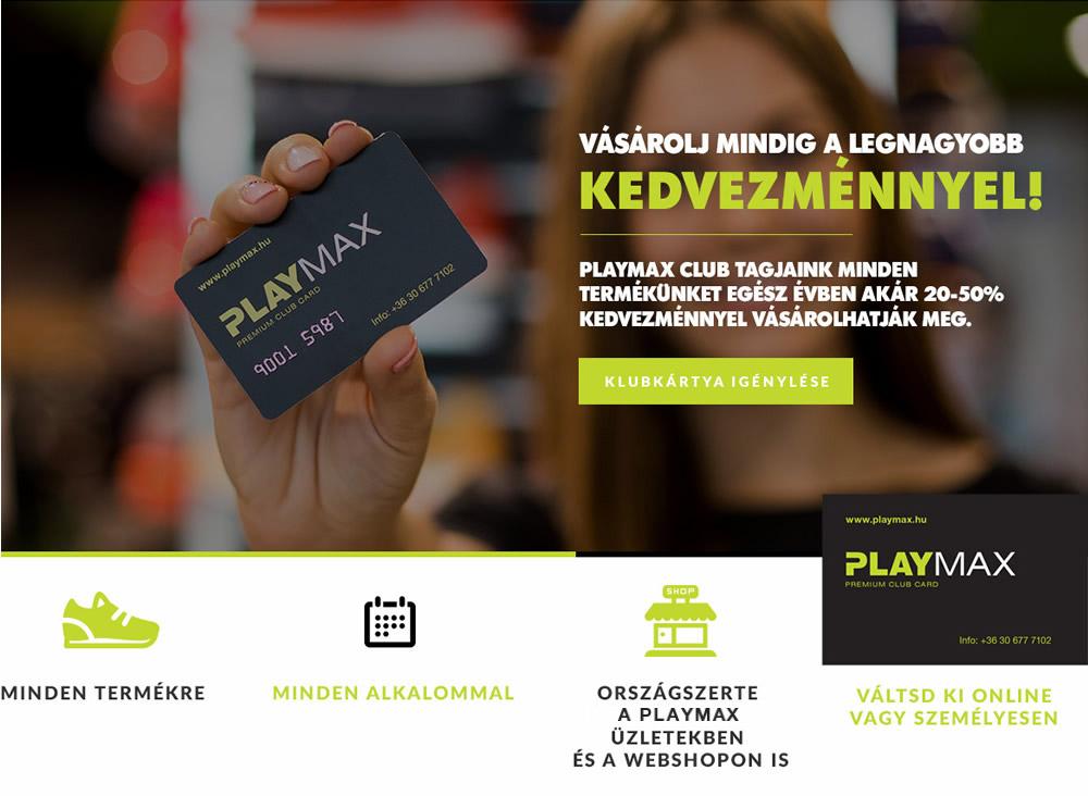 Playmax Club