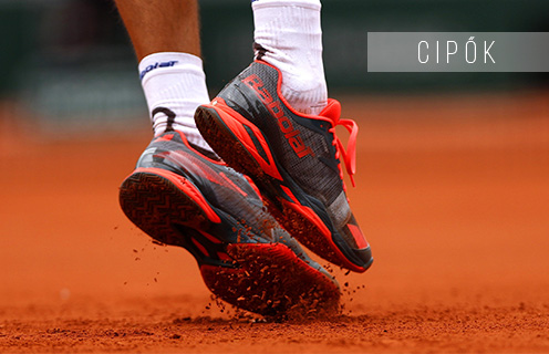 Teniszcipők