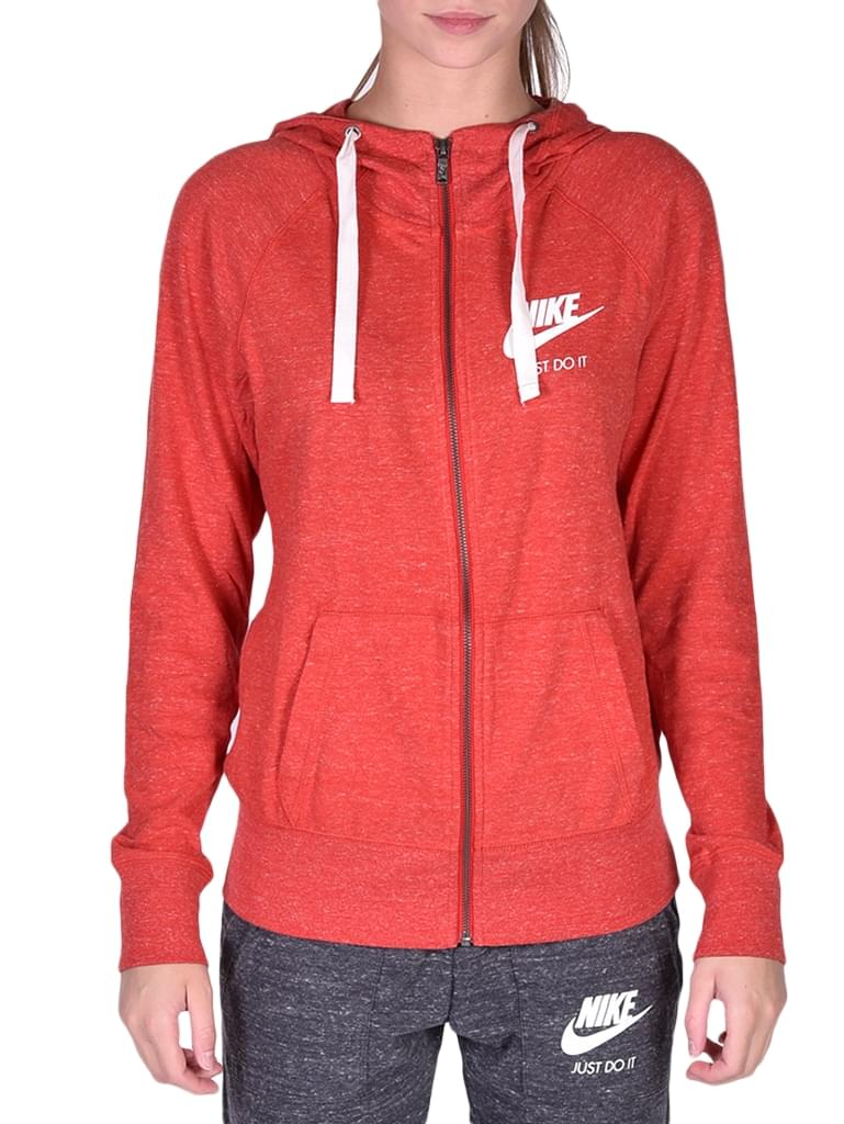 Nike pulover - NIKE W NSW GYM VNTG HOODIE FZ ede155e2bfd