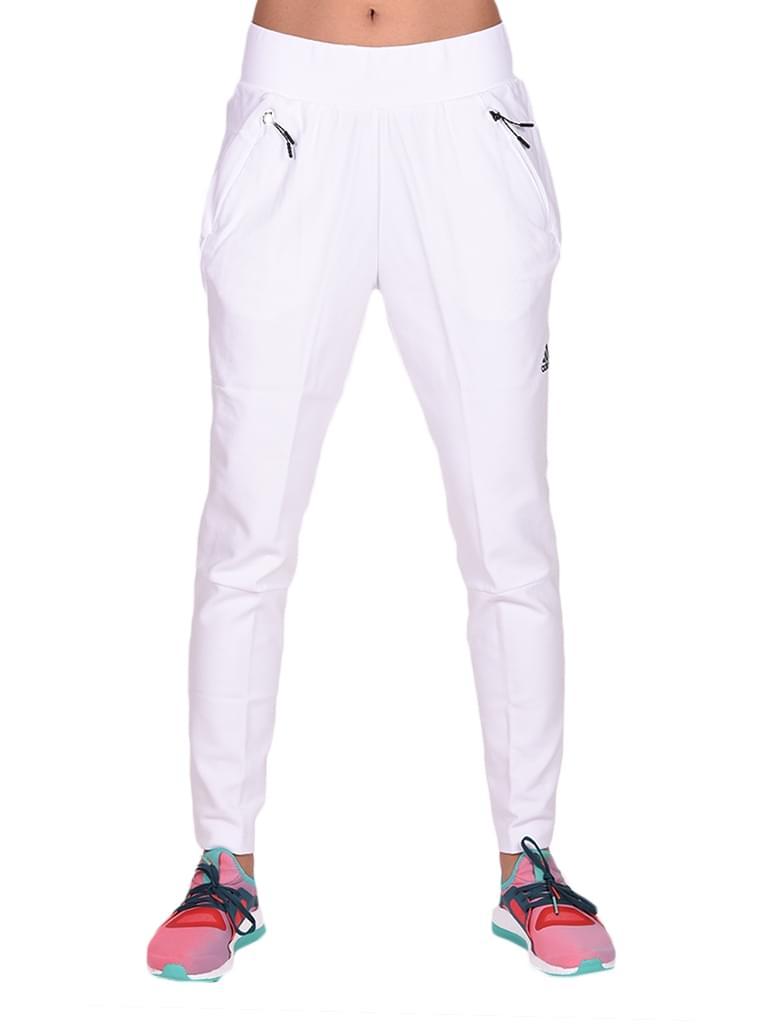 e3a08d1dee77 Adidas PERFORMANCE Nadrág - ADIDAS PERFORMANCE ZNE TAPP PANT WHITE