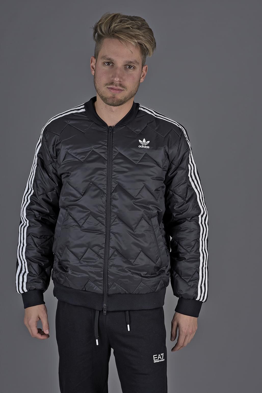 Adidas ORIGINALS SST QUILTED. Férfi utcai kabát afb9503699