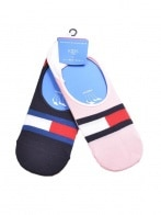 TH KIDS HILFIGER FOOTIE 2P