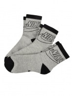 Sportswear Striped Low Crew Socks
