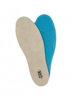 Warm thin GEL insoles