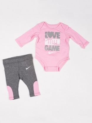 LSLOVE MY GAME BODYSUIT LEGGINGSET