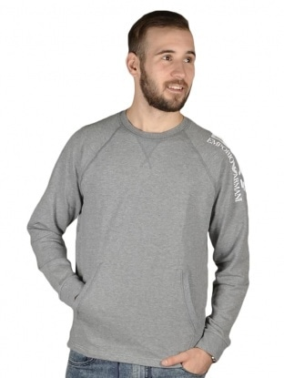 EmporioArmani pulover - EMPORIOARMANI MENS KNIT SWEATSHIR