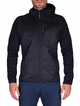 Helly Hansen pulover - HELLY HANSEN SHORE HYBRID INSU