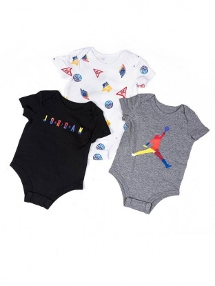 HBR 3PK BODYSUIT SET