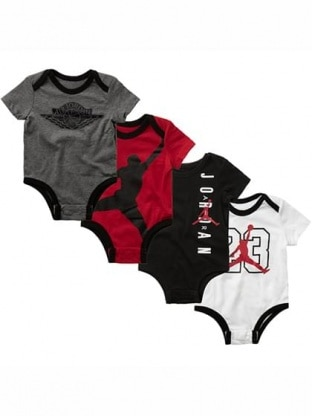 JORDAN BODYSUIT &STICKER SET