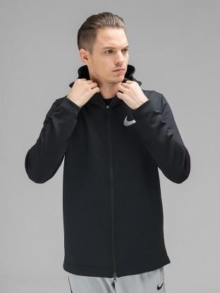 Nike t-shirt - NIKE M NK THRMFLX SHOWTIME HD FZ
