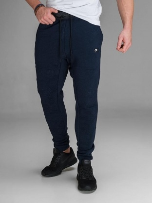 Nike pulover - NIKE M NSW MODERN JGGR FLC WNTR