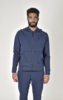 JORDAN WINGS FLEECE BOMBER