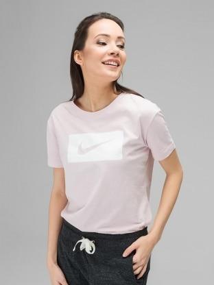 Nike t-shirt - NIKE W NSW TEE DROP TAIL SWSH PK