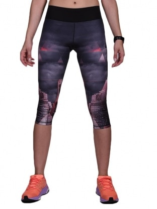Adidas Performance fitness - ADIDAS PERFORMANCE WO SEAS 3/4 TIG
