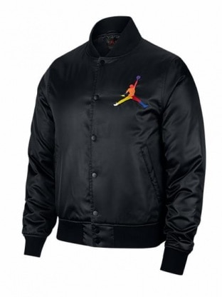 M J SPRT DNA HBR SATIN JKT
