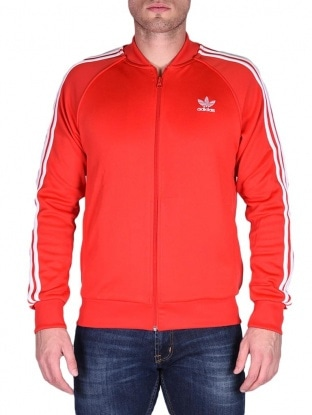 Adidas ORIGINALS pulover - ADIDAS ORIGINALS SST TT