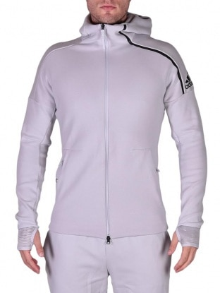 Adidas PERFORMANCE pulover - ADIDAS PERFORMANCE ZNE HOOD2 PULSE