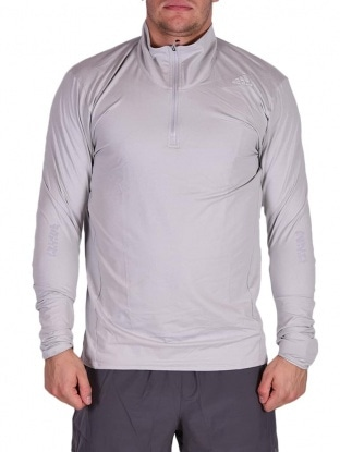 Adidas Performance pulover - ADIDAS PERFORMANCE SN 1/2 ZIP M