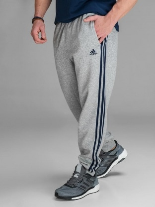 Adidas PERFORMANCE pulover - ADIDAS PERFORMANCE ESS 3S TCF P FL