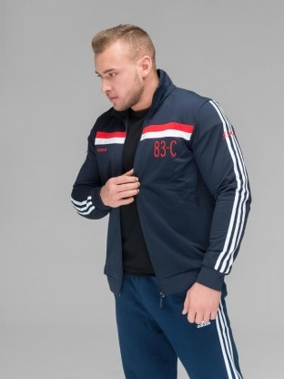 Adidas ORIGINALS pulover - ADIDAS ORIGINALS 83-C TT