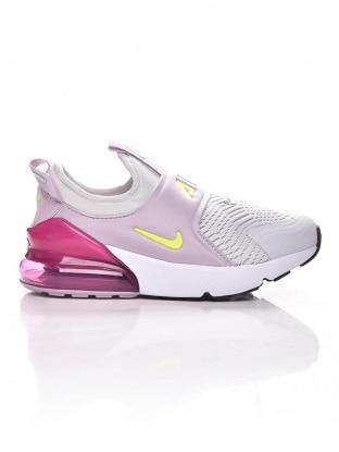 Nike Lány Utcai Cipő Nagyker Nike Air Max 270 Fekete Piros