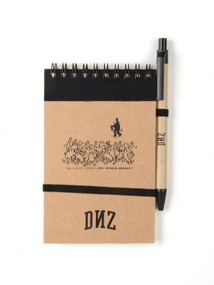 DRK x DENIZ NOTEBOOK