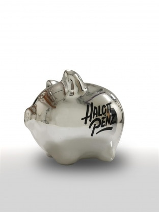 DRK x HALOTT PÉNZ MONEY BOX