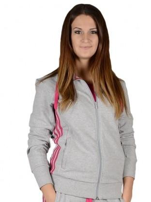 Adidas PERFORMANCE pulover - ADIDAS PERFORMANCE SEESS BRU TT