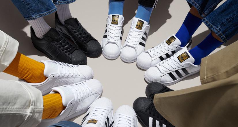Playersroom | adidas superstar 2020